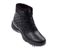 FootJoy Ladies Waterproof Golf Boots (Black)