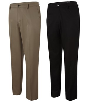 Adidas Mens Tech Flat Front Golf Trousers 2012