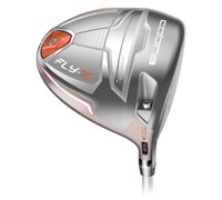 Cobra Ladies FLy-Z Driver (Silver Flower Pearl)