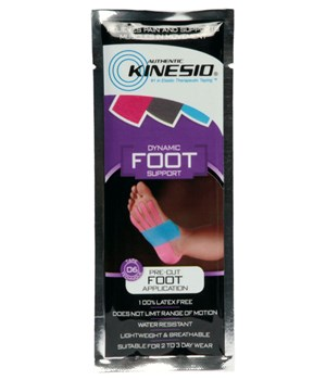 Kinesio Pre-Cut Foot Support