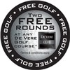 FREE Golf for 2 at De Vere Golf Club