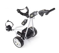 Powakaddy Freeway Electric Trolley with Lithium Battery 2013 (White)