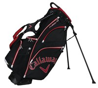 Callaway Fusion 14 Stand Bag 2015 (Black/Red/White)