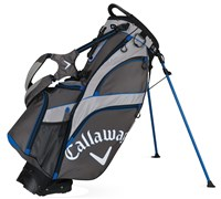 Callaway Fusion 14 Stand Bag 2015 (Charcoal/Silver)
