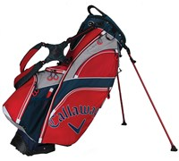 Callaway Fusion 14 Stand Bag 2015 (Red/Navy)