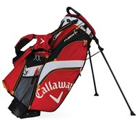 Callaway Fusion 14 Stand Bag 2015 (Red/White)