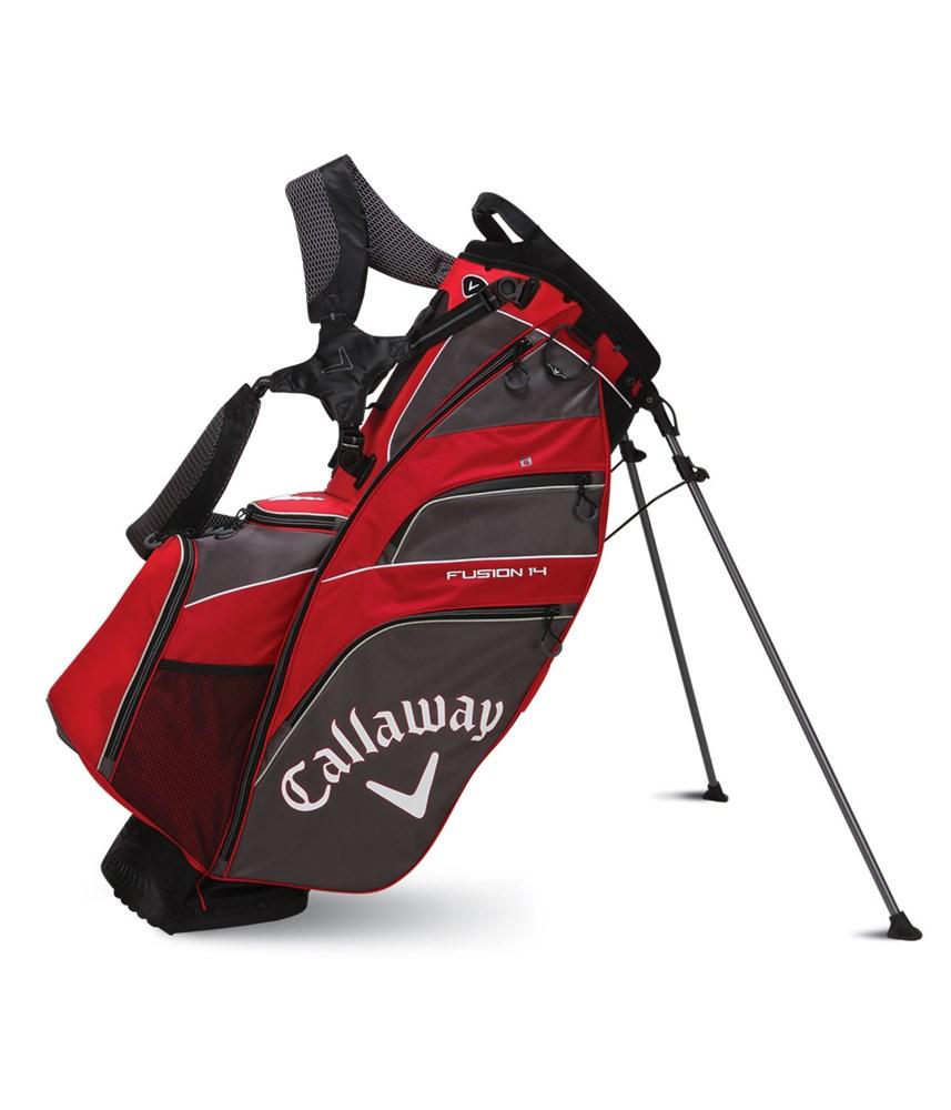 Callaway Golf Fusion 14 Hybrid Stand Bag 2014 Golfonline
