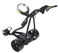 Powakaddy FW3 Electric Trolley with Lithium Battery 2014 (Black)