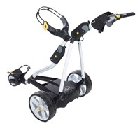 Powakaddy FW3 Electric Trolley with Lithium Battery 2014 (White/Black)