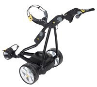 Powakaddy FW3 Electric Trolley with Lead Acid Battery 2014 (Black/White)