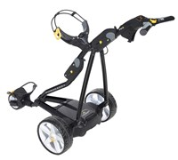 Powakaddy FW5 Electric Trolley with Lithium Battery 2014 (Black)