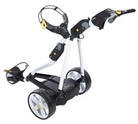 Powakaddy FW5 Electric Trolley with Lithium Battery 2014 (White/Black)