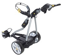 Powakaddy FW7 Electric Trolley with Lithium Battery 2014 (Silver/Graphite)