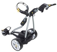 Powakaddy FW7 Electric Trolley with Lead Acid Battery 2014 (Silver)