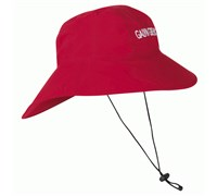 Galvin Green Gore-Tex Aura Waterproof Golf Hat (Electric Red)