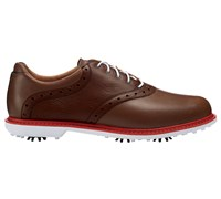 Ashworth Mens Kingston Golf Shoes 2014 (Khaki)