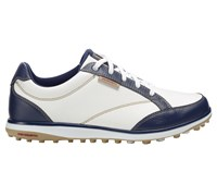 Ashworth Ladies Leather Cardiff ADC Golf Shoes 2014 (Navy/Khaki)