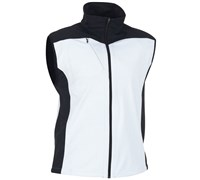Galvin Green Mens Boyd Windstopper Jacket 2013 (White/Black)