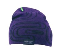 Galvin Green Sway Wind Hat (Plum/Black)