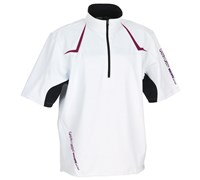 Galvin Green Mens Blake WindStopper Jacket 2013 (White/Black/Purple)