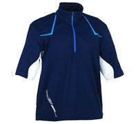 Galvin Green Mens Blake WindStopper Jacket 2013 (Midnight Blue/White)