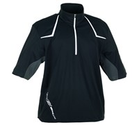 Galvin Green Mens Blake WindStopper Jacket 2013 (Black/Gunmetal/White)