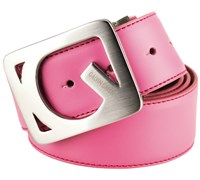 Galvin Green West Leather Belt (Wild Rose)