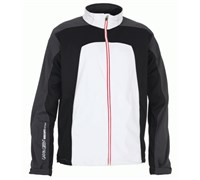 Galvin Green Mens Byron WindStopper Golf Jacket 2014 (Black/Gunmetal)