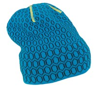 Galvin Green Beamon Knitted Windstopper Beanie 2014 (Blue/Black)