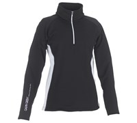 Galvin Green Ladies Insula Day Pullover 2014 (Black/White)