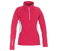 Galvin Green Ladies Insula Day Pullover 2014 (Pink/White)