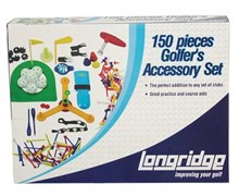 Golfers Accessory Set  150 pieces