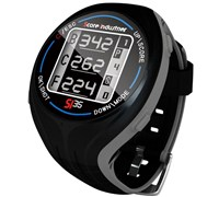 SI35 Golf GPS Watch (Black/Grey)