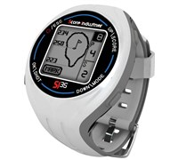SI35 Golf GPS Watch (White/Grey)