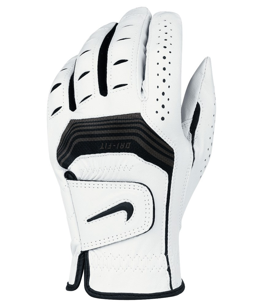 Nike Leather Gloves Jd: Nike Dri-Fit Tour III Premium Leather Golf Gloves