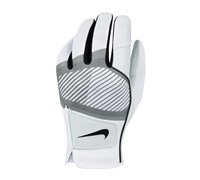 Nike Tech Flow Golf Gloves 2014 (White/Anthracite)