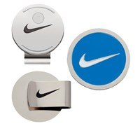 Nike Golf Hat Clip & Ball Marker (Photo Blue/White)
