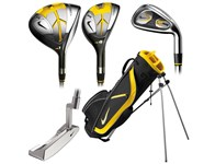 Nike SQ Machspeed Junior Golf Package Set (5-8 Years)