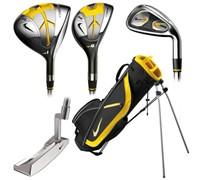 Nike Junior SQ Machspeed Golf Package Set  5-8 Years