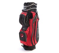 GoKart Golf Cart Bag (Black/Red)