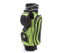 GoKart Golf Cart Bag (Black/Green)