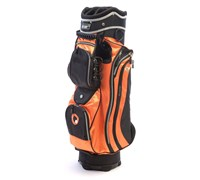 GoKart Golf Cart Bag (Black/Orange)