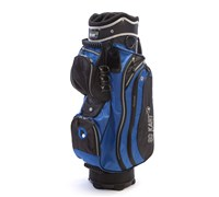 GoKart Golf Cart Bag (Black/Blue)