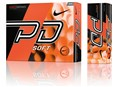 Nike PD9 Soft Orange Golf Balls  12 Balls