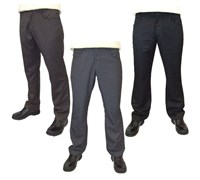 Guide London Mens Plain Golf Trouser  Round Pockets