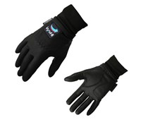 Masters Golf Ladies Insul 8 Classic Winter Gloves 2014 (Black)