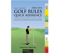 Golf Rules Book Updated Edition