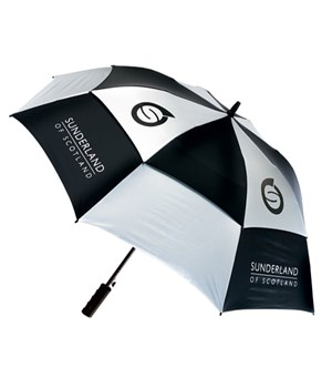 Sunderland Windproof Umbrella (Gust resistant) 2012