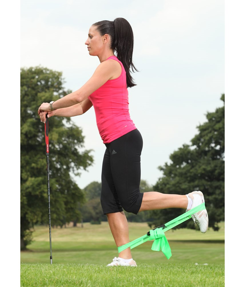 Resistance Bands Uk: GolfBand Strength Training Resistance Band