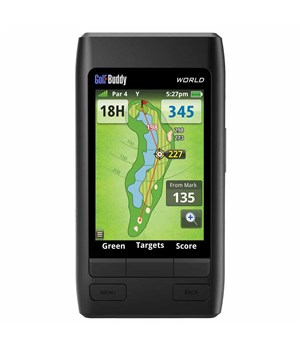 GolfBuddy World Golf GPS